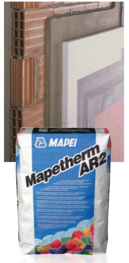 Mapetherm MW и EPS